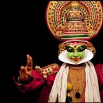 Kathakali presented by UCCS Visual and Performing Arts: Theatre and Dance Program at Ent Center for the Arts, Colorado Springs CO