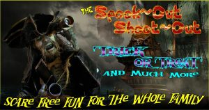 The 2019 Spook-Out Shoot-Out Family Halloween Event presented by The 2019 Spook-Out Shoot-Out Family Halloween Event at ,