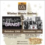 Winter Music Series presented by Ute Pass Cultural Center at Ute Pass Cultural Center, Woodland Park CO
