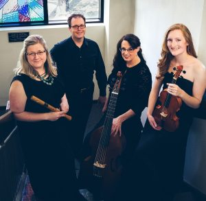 Classic Elegance: Music of Bach & Sons, Quantz, and Mozart presented by Parish House Baroque at First Christian Church, Colorado Springs CO