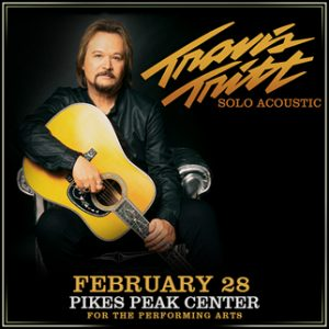 Travis Tritt presented by Pikes Peak Center for the Performing Arts at Pikes Peak Center for the Performing Arts, Colorado Springs CO
