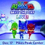 PJ Masks Live: Save the Day! presented by Pikes Peak Center for the Performing Arts at Pikes Peak Center for the Performing Arts, Colorado Springs CO