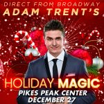 Adam Trent presented by Pikes Peak Center for the Performing Arts at Pikes Peak Center for the Performing Arts, Colorado Springs CO