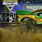 CANCELED: Monster Jam presented by Broadmoor World Arena at The Broadmoor World Arena, Colorado Springs CO