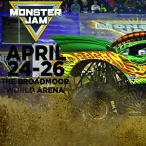 POSTPONED: Monster Jam presented by Broadmoor World Arena at The Broadmoor World Arena, Colorado Springs CO