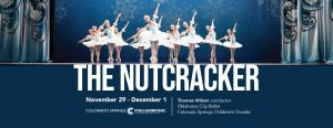The Nutcracker presented by Pikes Peak Center for the Performing Arts at Pikes Peak Center for the Performing Arts, Colorado Springs CO
