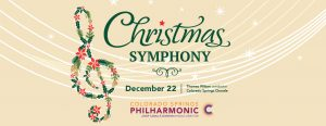 Christmas Symphony presented by Pikes Peak Center for the Performing Arts at Pikes Peak Center for the Performing Arts, Colorado Springs CO