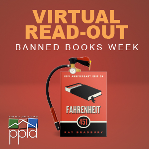 Banned Books Week: Virtual Read Out