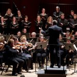 Singing and Soaring: Vaughan Williams, Charpentier, and Thompson presented by Chamber Orchestra of the Springs at First Christian Church, Colorado Springs CO