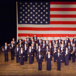 'Holly and Ivy' presented by United States Air Force Academy Band at Pikes Peak Center for the Performing Arts, Colorado Springs CO