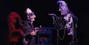 'A Christmas Carol' presented by Simpich Showcase Theatre and Museum at Simpich Showcase, Colorado Springs CO