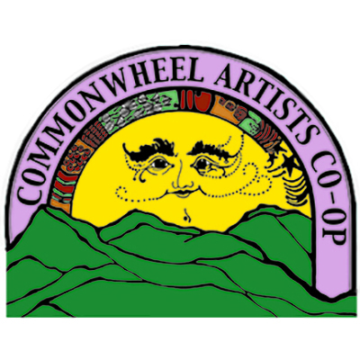 'Never Bored' presented by Commonwheel Artists Co-op at Commonwheel Artists Co-op, Manitou Springs CO