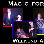 Magic for Children presented by Cosmo's Magic Theater at Cosmo's Magic Theater, Colorado Springs CO