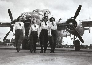 'Women Airforce Service Pilots (WASPs) of World War II, 1942-1944' presented by Manitou Springs Heritage Center at Manitou Springs Heritage Center, Manitou Springs CO