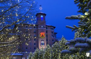 Classic Broadmoor Dinner and Holiday Show presented by Home at The Broadmoor Hotel, Colorado Springs CO