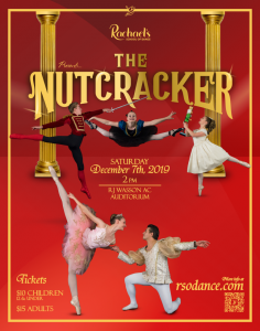 The Nutcracker presented by Rachael's School of Dance at ,