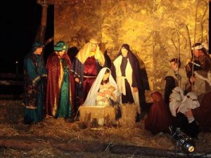 Christmas Creche Exhibit and Live Nativity presented by Christmas Creche Exhibit and Live Nativity at ,