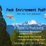 Peak Environmental Podfest 2019 presented by Stargazers Theatre & Event Center at Stargazers Theatre & Event Center, Colorado Springs CO