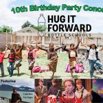Hug It Forward Bottle School Birthday Party presented by Stargazers Theatre & Event Center at Stargazers Theatre & Event Center, Colorado Springs CO