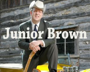 Junior Brown presented by Stargazers Theatre & Event Center at Stargazers Theatre & Event Center, Colorado Springs CO