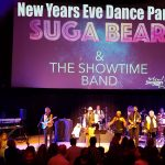 New Years Eve with Suga Bear & The Showtime Band presented by Stargazers Theatre & Event Center at Stargazers Theatre & Event Center, Colorado Springs CO