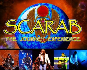 POSTPONED: Scarab – The Journey Experience presented by Stargazers Theatre & Event Center at Stargazers Theatre & Event Center, Colorado Springs CO