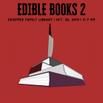 Edible Books 2 presented by Kraemer Family Library at UCCS - Kraemer Family Library, Colorado Springs CO