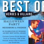 Halloween Party presented by Buffalo Lodge Bicycle Resort at ,