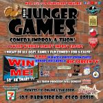 Hunger Games Comedy Improv-A-Thon presented by Stick Horses in Pants at Stargazers Theatre & Event Center, Colorado Springs CO