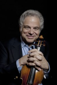 Itzhak Perlman presented by Pikes Peak Center for the Performing Arts at Pikes Peak Center for the Performing Arts, Colorado Springs CO