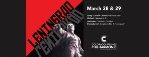 CANCELED: Leningrad presented by Pikes Peak Center for the Performing Arts at Pikes Peak Center for the Performing Arts, Colorado Springs CO
