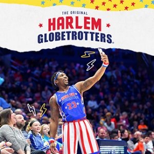 The Harlem Globetrotters presented by Broadmoor World Arena at The Broadmoor World Arena, Colorado Springs CO