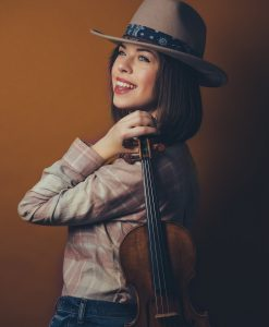 Bluegrass Beginnings with Tessa Lark presented by Chamber Orchestra of the Springs at First United Methodist Church, Colorado Springs CO