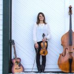 Lizzie Plotkin & Natalie Spears presented by Black Rose Acoustic Society at Black Forest Community Center, Colorado Springs CO