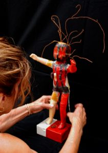 'I Never Played With Dolls' presented by 'I Never Played With Dolls' at Bridge Gallery, Colorado Springs CO