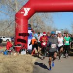 Jingle Bell 5K presented by YMCA of the Pikes Peak Region at ,
