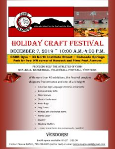 Holiday Craft Festival presented by Holiday Craft Festival at ,