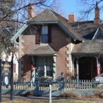 McAllister House Holiday Tea presented by McAllister House Museum at McAllister House Museum, Colorado Springs CO