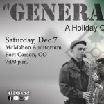 Generations: A Holiday Concert presented by 4th Infantry Division Army Band at ,