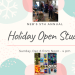 Holiday Open Glass Studio presented by New Earth Beads at New Earth Beads Glass Studio, Colorado Springs CO