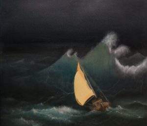 Intro to Painting Seascapes in Oils presented by Pikes Peak Artist Collective at ,