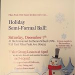 Holiday Semi-Formal Ball presented by Pikes Peak USA Dance Chapter #5020 at ,