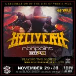 HELLYEAH presented by The Black Sheep at The Black Sheep, Colorado Springs CO