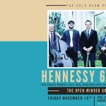 The Hennessy 6 Jazz Sextet presented by Hennessy 6 at The Gold Room, Colorado Springs CO