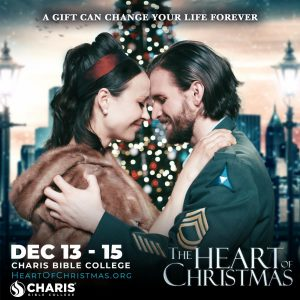 Heart of Christmas presented by  at ,