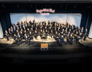 Canyon Winds Fall Concert presented by Canyon Winds Band at Coronado High School Auditorium, Colorado Springs CO