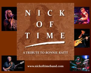 Nick of Time: Tribute to Bonnie Raitt presented by Stargazers Theatre & Event Center at Stargazers Theatre & Event Center, Colorado Springs CO