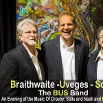 The BUS Band: A Crosby, Stills, Nash & Young Tribute presented by Stargazers Theatre & Event Center at Stargazers Theatre & Event Center, Colorado Springs CO