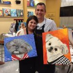 Paint Your Pet presented by Painting with a Twist: Downtown Colorado Springs at Painting with a Twist Colorado Springs Downtown, Colorado Springs CO