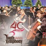 Holiday Spectacular Concert presented by Colorado Springs Youth Symphony at Pikes Peak Center for the Performing Arts, Colorado Springs CO